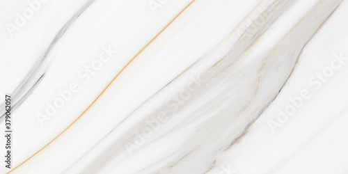 Photo White statuario marble texture background, Thassos quartzite, Carrara  Premium, Glossy statuary limestone marbel, Satvario tiles, Italian blanco catedra stone pattern, Calacatta Gold Borghini Italy