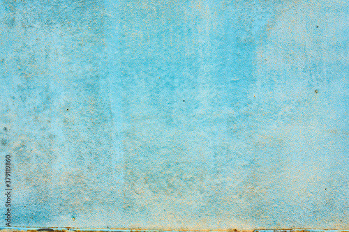 Tela Blue texture of the wall