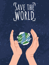 Happy Earth Day! Save The Worl...