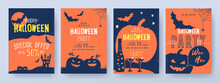Halloween Party Invitations, G...