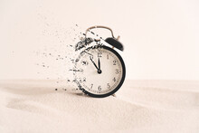 Concept Of Passing Away, Time Past