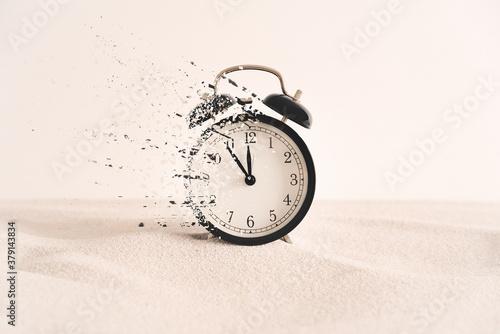 Obraz Concept of passing away, time past - fototapety do salonu