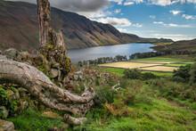 Stunning Landscape View Along ...