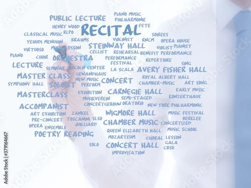 Photo recital