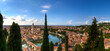 canvas print picture - Blick auf die Altstadt von Verona, Italien