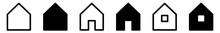 House Icon Black | Home Illust...