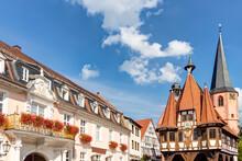Historisches Altes Rathaus Auf...
