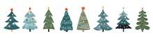 Christmas Trees Collection, Mo...
