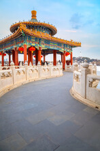 The Five-Dragon Pavilions At T...