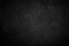 Close Up Retro Plain Dark Blac...
