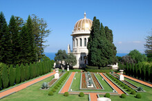 Shrine Of The Báb In The Baha...