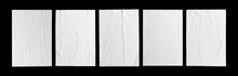 White Paper Wrinkled Poster  T...