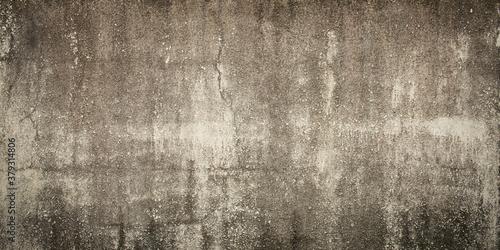 質感のある古いコンクリートの壁の背景テクスチャー Billede på lærred