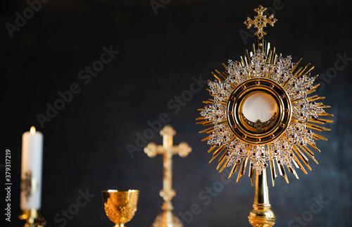 Fotografie, Obraz Catholic religion concept