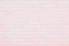 Empty Background Of Wide Pink ...
