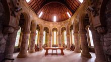 St Conan's Kirk Church In Lochawe In Scotland