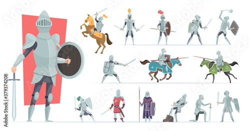 Cuadros en Lienzo Knights