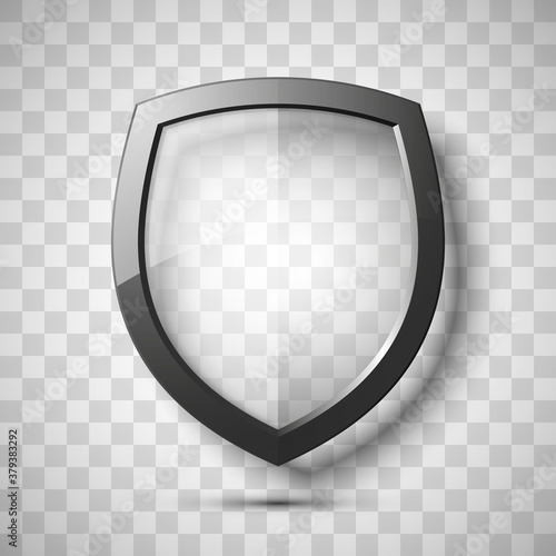Photo Protection transparent shield concept
