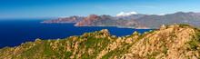 Golfe De Porto Und Calanche De Piana, Korsika