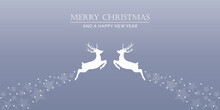 Christmas Greeting Card With T...