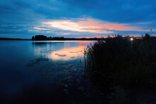 The Volga River In The First M...