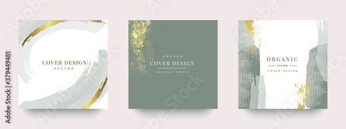 luxury social story post cover design Fototapete