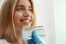 Doctor Matching Patient's Teet...
