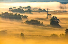 Beautiful Panoramic Landscape ...