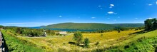 Panoramic View Of Canandaigua ...