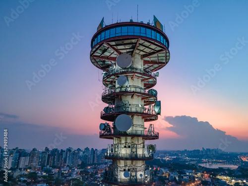 Foto Torre da Cidade em Curitiba