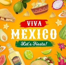 Viva Mexico Fiesta Party Food ...