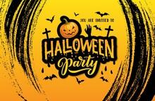 Halloween Horror Night Party V...