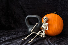 Fall Fitness, Orange Pumpkin, ...