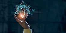 Hand Touching Data Of Brain An...