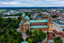 Speyer Aus Der Luft Luftbild S...