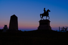 Statue Of Major General Winfie...