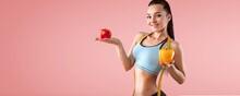 Fitness Woman Weight Loss, Sli...
