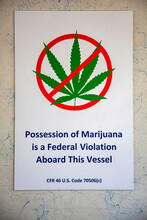 """Feferal Sign """"Possession Of ..."""