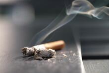 Zigarette Raucher Rauch Qualm ...
