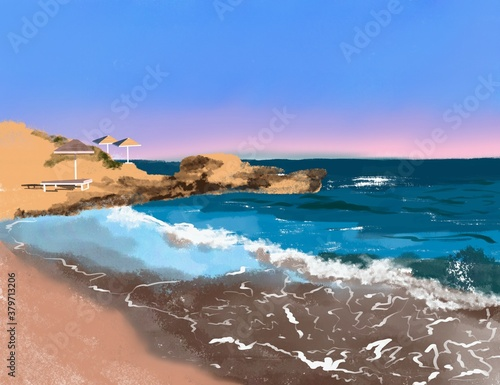 Tela Seascape  - the best way to have a rest