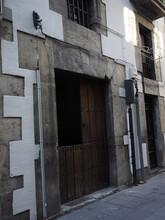 View Of An Old Wooden Door In ORDUÑA