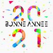 2021 - Bonne année - happy new year
