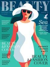 Magazine Cover Design For The ...