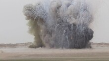 A Code H Demolition, American Military Missile Test, 2010s
