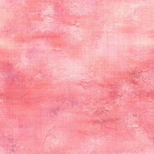 Coral Pink Girly Sweet Seamles...