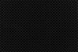 Leinwandbild Motiv Black steel mesh screen pattern and seamless background
