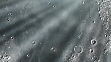 Mare Imbrium, One Of The Large...