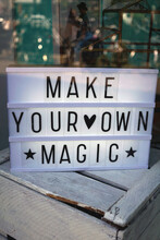"""Make Your Own Magic"""""""""""
