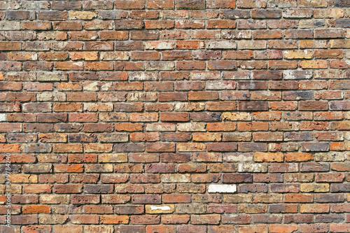 Obraz レンガの壁 - fototapety do salonu