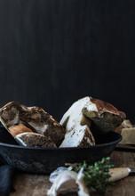 Boletus - Mushrooms
